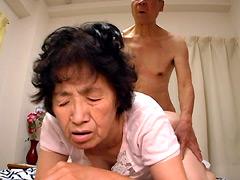【エロ動画】爺・婆 高齢回春 セックスのエロ画像