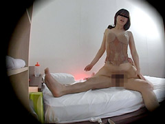 若妻編 ボディースーツ風俗盗撮2