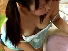 胸チラ 谷間・ゆるブラ・ノーブラ 美女32人