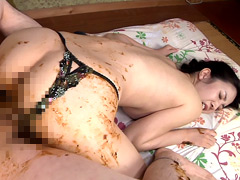 膣内糞漬けSEX4
