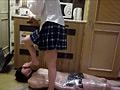 ミニスカ美脚ドS女子高生とМ男5