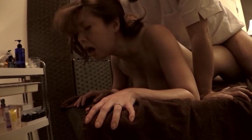 感度が上がる媚薬飲まされ、あっという間にイッてしまう悶絶美熟女オイルマッサージ6 の画像6