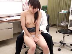 ロリ内科検診2 わいせつ医師の整体マッサージ中出し