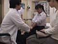ロリ内科検診3 わいせつ医師の整体マッサージ中出しサムネイル1