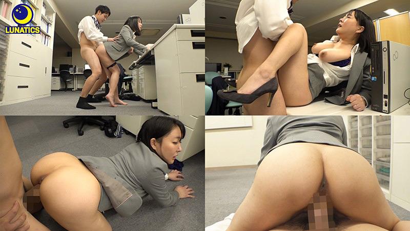 エロ動画7 | 肉感タイトスカート尻に我慢できず毎日尻射した記録映像サムネイム06