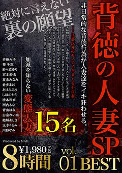 背徳の人妻SP BEST vol.01 8時間