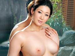 【エロ動画】混浴温泉義母相姦 細川まりのエロ画像