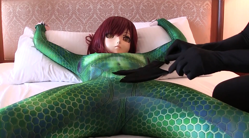 着ぐるみオーガズム拷問 vol.3