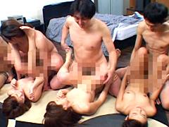 【エロ動画】性宴2のエロ画像