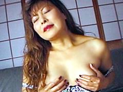 【エロ動画】くさればばぁ 阿部さん45歳のエロ画像