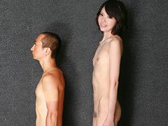 貧乳:レジェンドオブ長身ド貧乳175センチAカップ1