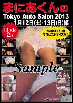 まにあくんのTokyo Auto Salon2013 1月12日(土)・13日(日)編