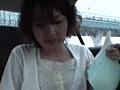 車内で我慢できずにおしっこをする女達 9