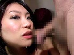 【エロ動画】熟女のエロ口マ○コで射精のエロ画像