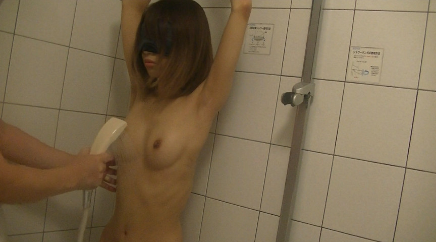 Fカップ巨乳美少女乳首イキ動画 お風呂編