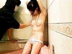 ツインテール美少女 初めてのお風呂編