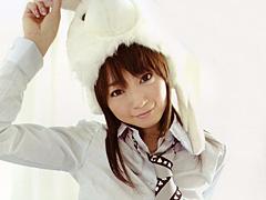 【エロ動画】爽やかな制服姿とエグいSEX 糸矢めいのエロ画像