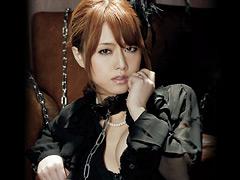 【エロ動画】未亡人奴隷 吉沢明歩のエロ画像