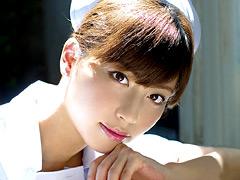 【エロ動画】淫乱痴女ナース×横山美雪のエロ画像