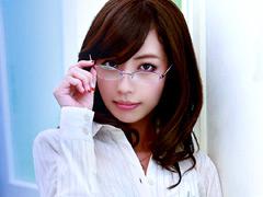 【エロ動画】美人女教師×チ●ポ喰い漁り 横山美雪のエロ画像