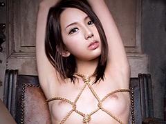 【エロ動画】緊縛美少女×中出し肉便器 神田るみのエロ画像