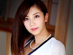【エロ動画】麗しの美人妻 〜義父と夫に愛されて〜 横山美雪のエロ画像