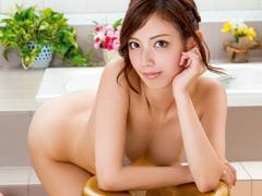 【エロ動画】最高級ご奉仕ソープ嬢 横山美雪のエロ画像