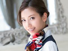 【エロ動画】別顔キャビンアテンダント 横山美雪のエロ画像
