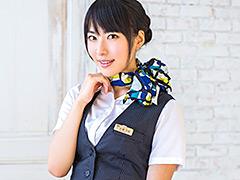 【エロ動画】別顔キャビンアテンダント 由愛可奈のエロ画像