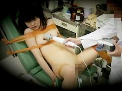 S玉県某医院で診察と称し撮影された淫行映像