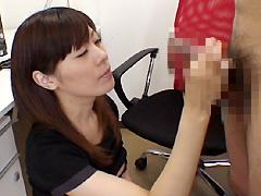 【エロ動画】奥さん、ボクのセンズリ見てください。 美熟奥様編のエロ画像