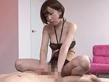 ザ☆淫語痴女 手コキ男犯 【DUGA】