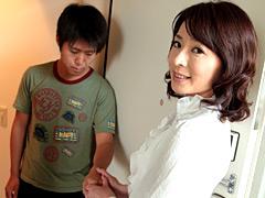 大河内奈美:デリバリー熟女 自宅へお届けにあがります!