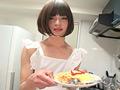 男の憧れ!裸エプロンでLet's cooking!!