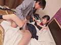 初心で可愛い女子校生をナンパ!尻穴丸見えのピストン! 3