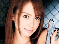 【エロ動画】潜入捜査官2 藤井シェリーのエロ画像