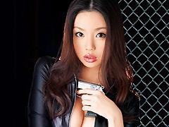 【エロ動画】潜入捜査官 かすみりさのエロ画像