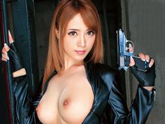 【エロ動画】潜入捜査官 クリスティーンのエロ画像
