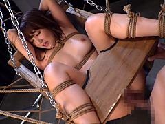 【エロ動画】緊縛人体固定拷問 友田彩也香 ミリオン卒業凌辱 - 極上SM動画エロス