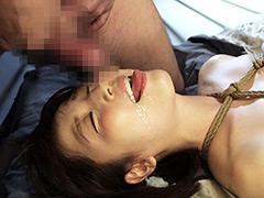 【エロ動画】恍惚の緊縛羞恥 輪姦顔射 佐倉絆のエロ画像