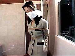 【エロ動画】イベコン誘拐物語 佐野紗樹のエロ画像