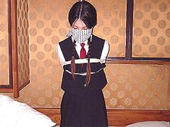 【エロ動画】女子学生 監禁屋敷のエロ画像