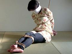 【エロ動画】緊縛ガールズコレクション2のエロ画像