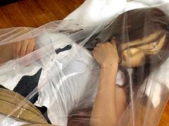 【エロ動画】リアルフェイス窒息+リアルフェイス小顔マスク&マスクのエロ画像