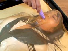 【エロ動画】VacuumBedロリ校生Superのエロ画像