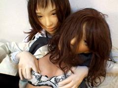 フェチ:リアルフェイスっ娘とリアルフェイス娘