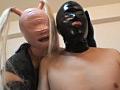 ラバーツインテールマスク!! 〜+ラバーロンググローブ&ラバーロングストッキング〜 7