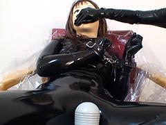 新ラバーマスク拘束超呼吸制御