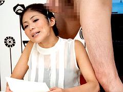 【エロ動画】インテリ女子アナウンサー AVデビュー! 逢坂彩のエロ画像