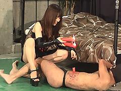 専属奴隷 地獄の耐久検査 乙姫エミル